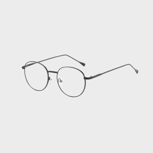 Sov Bedre - Ikon - Anti Blåt lys - Skærmbriller - Briller mod blåt lys - sort 1