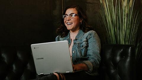 Undgå hovedpine ved længere brug af computeren