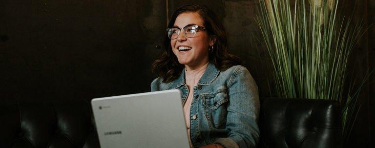 Computerbriller uden styrke - briller til computeren