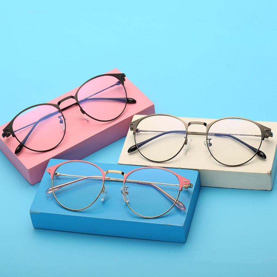 Moderne Skærmbriller - Anti Blåt lys – Briller mod blåt lys