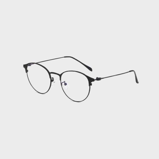 Moderne Skærmbriller - Anti Blåt lys – Briller mod blåt lys Sort