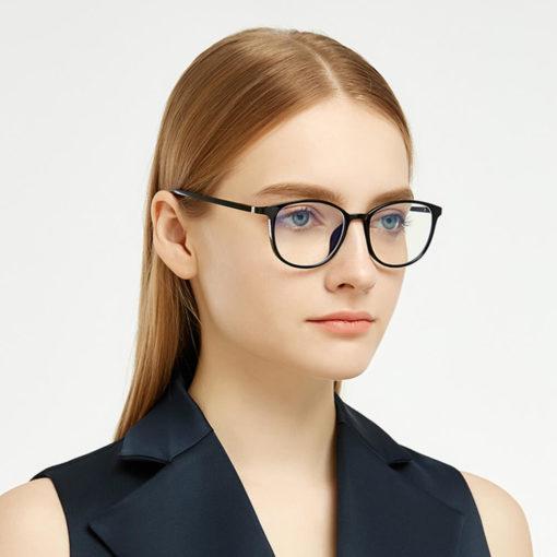 Progress Skærmbriller - Anti Blåt lys – Briller mod blåt lys til kvinder 1