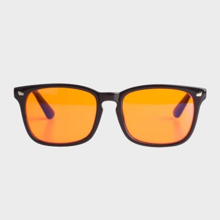 Twilight skærmbriller mod blå lys blue light briller uden styrke nattebriller sov bedre brille