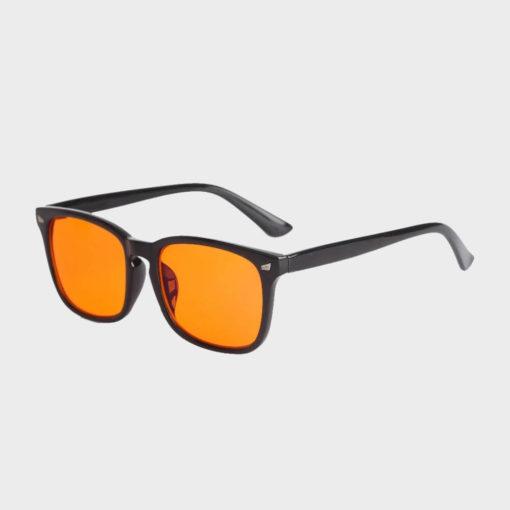 Twilight skærmbriller mod blå lys blue light briller uden styrke nattebriller sov bedre briller 2