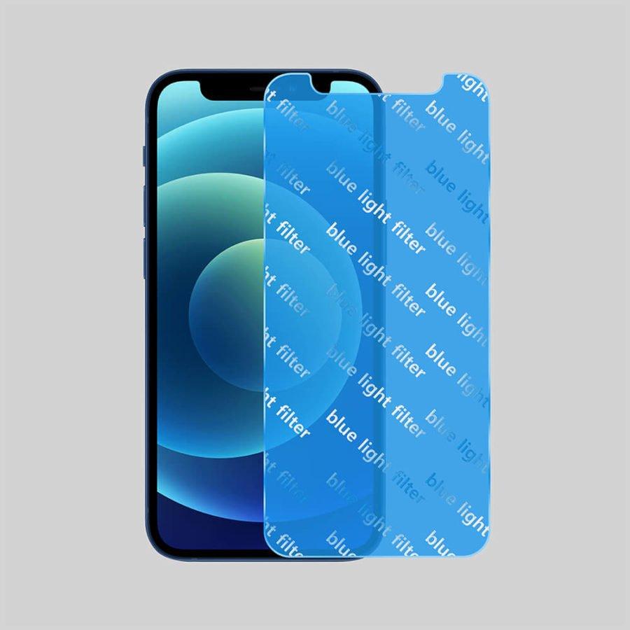 Apple iPhone Blue Light Skærmbeskyttelse Beskyt Dit Syn