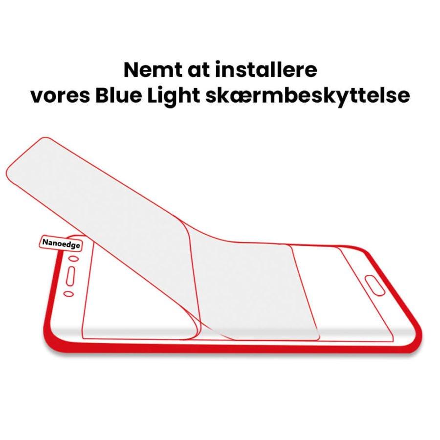 Blue Light Skærmbeskyttelse smartphone fra Beskyt Dit Syn 1
