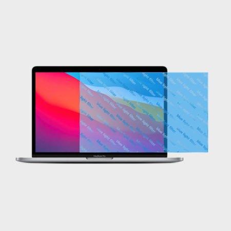 MacBook Blue Light skærmbeskyttelse Clear